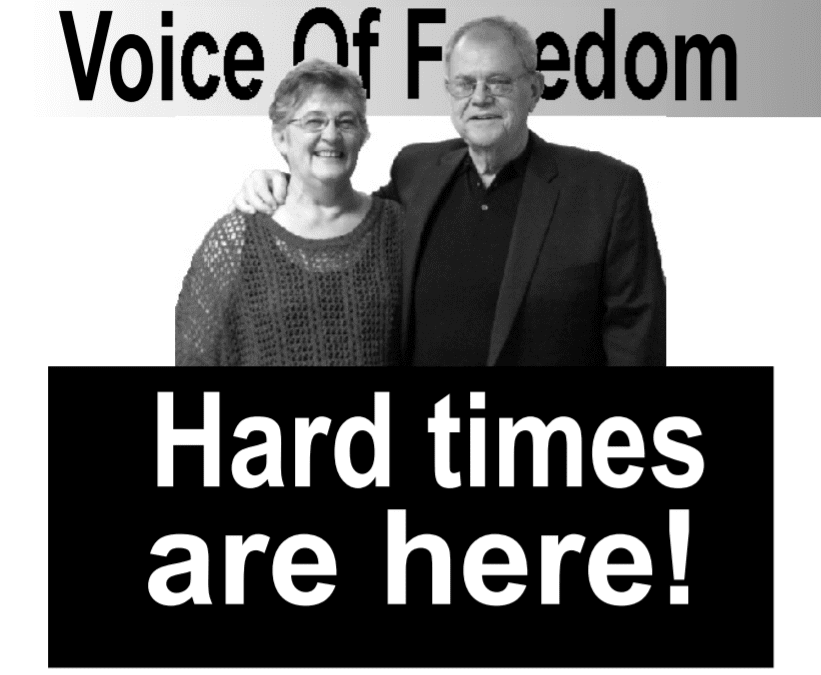 Voice Of Freedom – November 2020