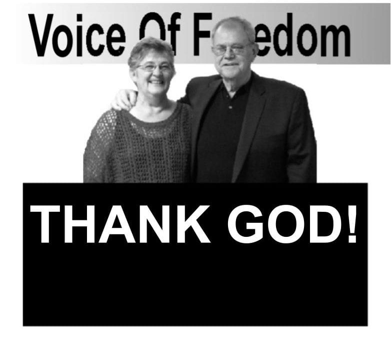 Voice Of Freedom FEBRUARY 2021