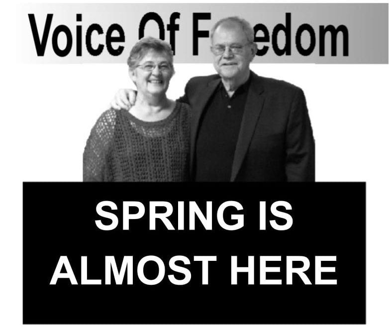 Voice Of Freedom MARCH 2021