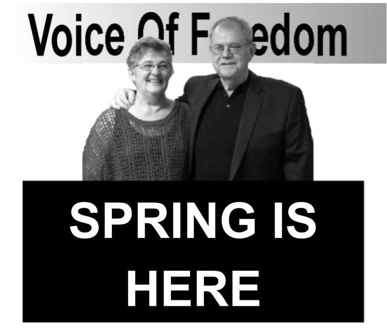 Voice Of Freedom APRIL 2021