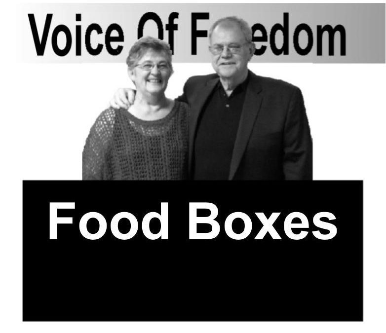 Voice Of Freedom July 2021
