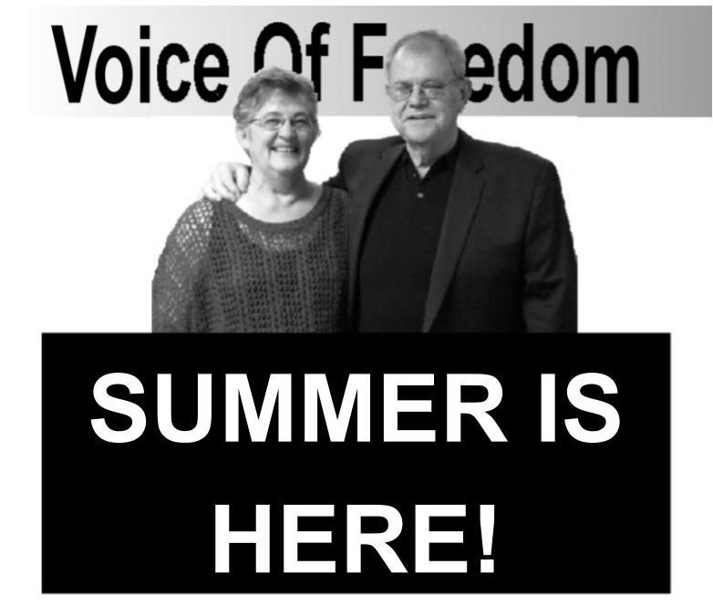 Voice Of Freedom August 2021