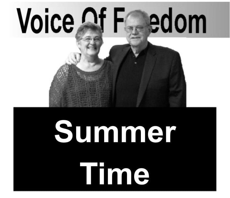 Voice Of Freedom June 2021